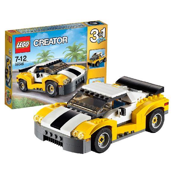 Lego 31046 Creator Gele Wagen