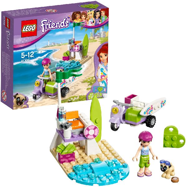 Lego 41306 Friends Scooter