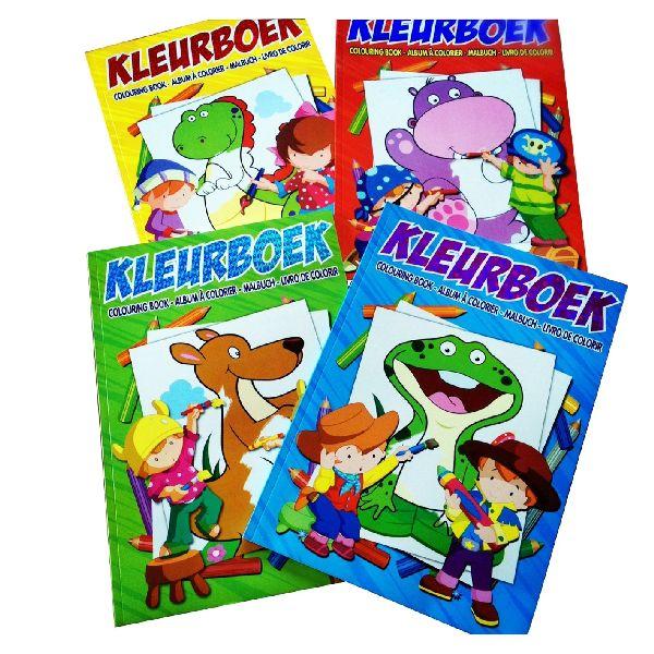 Kleurboek 48blz