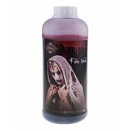Fles nep bloed 1 liter