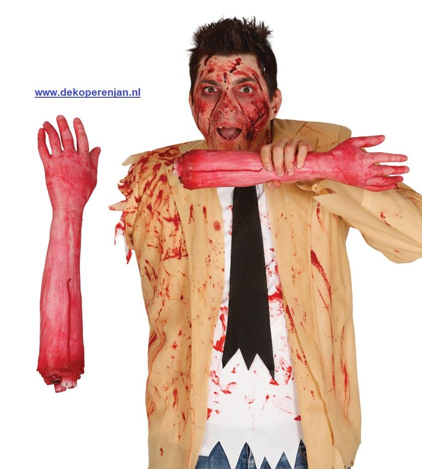 horror arm