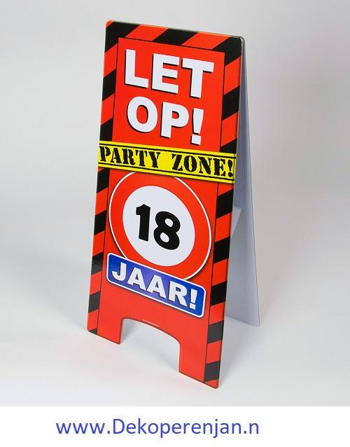 warning signs 18 Jaar