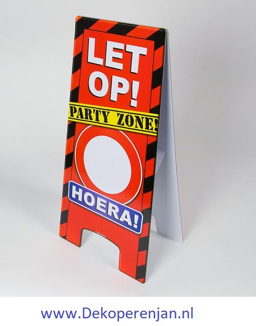 warning signs Hoera