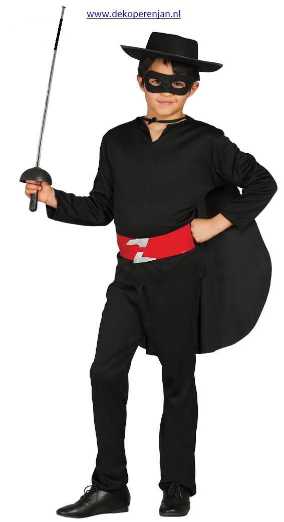 Zorro pak ( voor kinderen van 7 - 9)