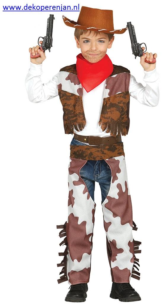 Cowboy ( voor kinderen van 10 - 12)