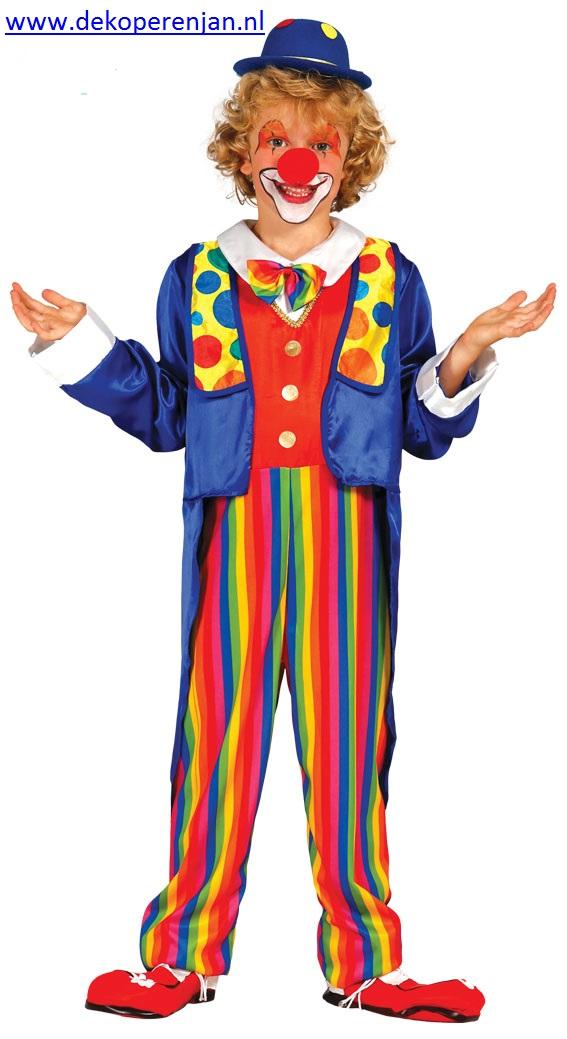 Clown ( voor kinderen van 7 - 9)