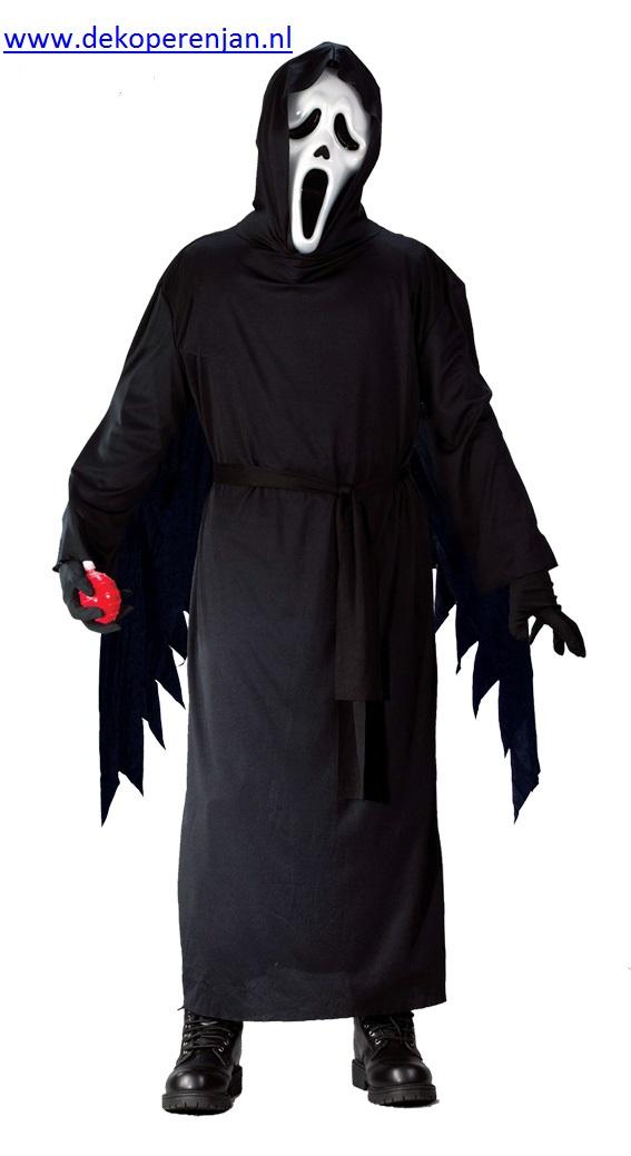Scream pak (voor kinderen van 7 - 9 jaar)