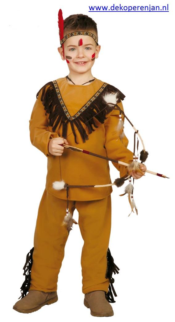 Indian ( voor kinderen van 5 - 6 jaar)