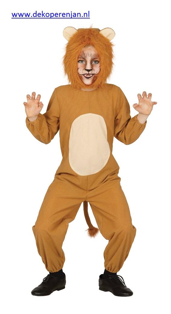 Leeuw ( voor kinderen van 10 - 12 jaar)