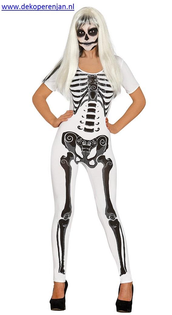 Skeleton girl Maat M