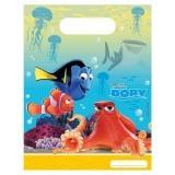 Disney Finding Dory Uitdeelzakjes - 6 stuks