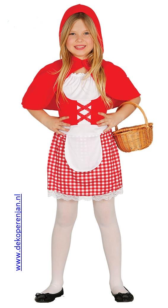 Roodkapje (voor kinderen van 5 á 6 jaar)
