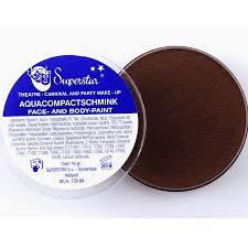Bruine huidskleur schmink Superstar 16 gram