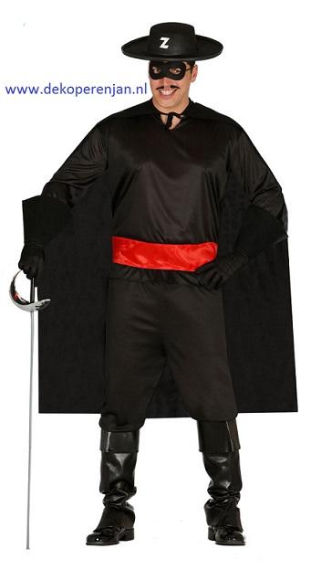 Zorro pak Maat L(52-54)
