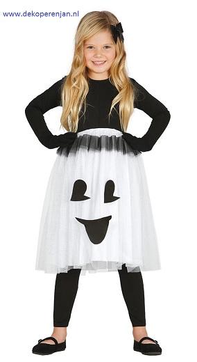 Spookje meisje (voor kinderen van 7-9)