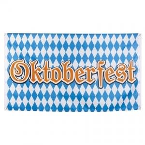 Oktoberfest vlag 90/150 cm