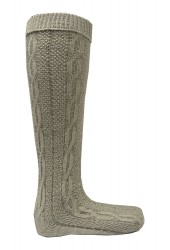 Oktoberfest sokken grijs maat 43-46