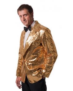 jasje goud glitter