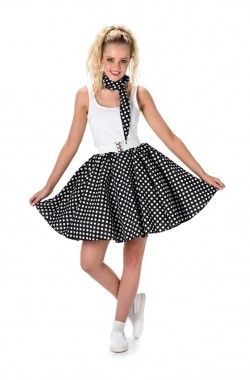 petticoat black L
