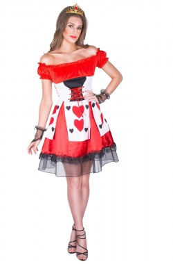 queen of hearts L