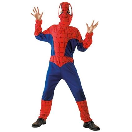 spinnenheld gespierd 10-12