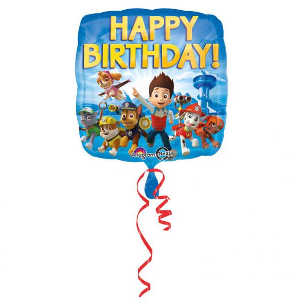Foli  ballon Paw Partol