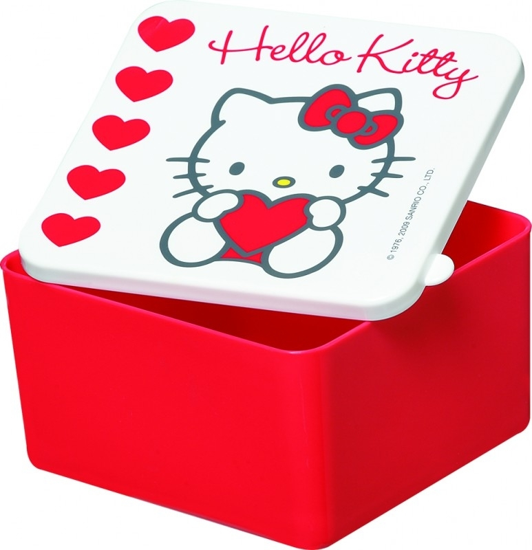 Hello kitty lunchtrommel klein