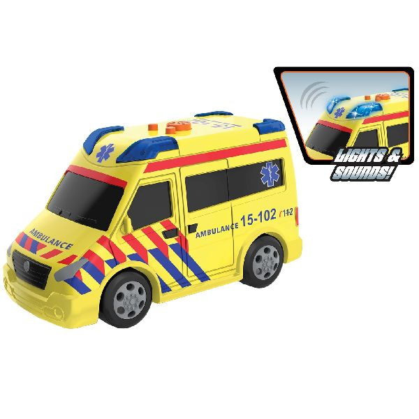 Road Rippers 112 Ambulance