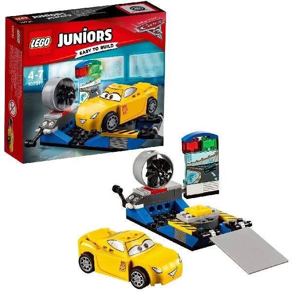 Lego 10731 Juniors Cars 3 Cruz