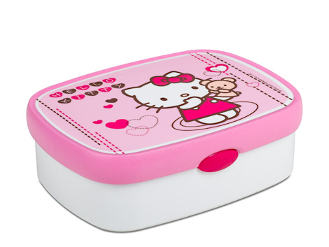 Hello Kitty lunch trommel