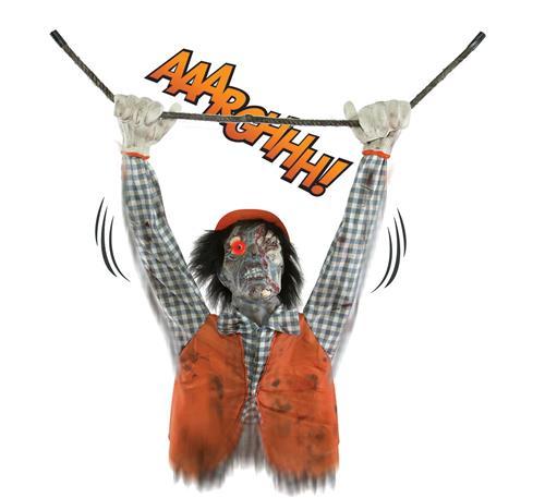 zombie  electricien
