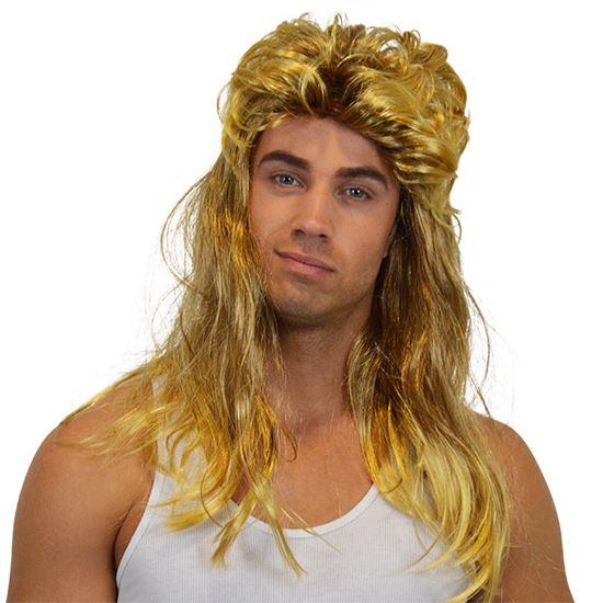 matje pruik blond