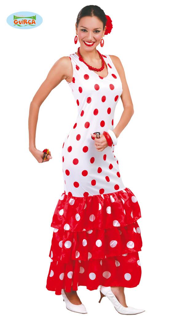 jurk flamenca L