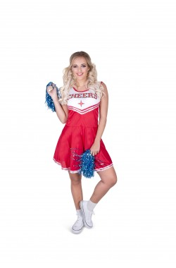cheerleader rood M
