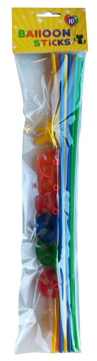 ballonstokje gekleurd