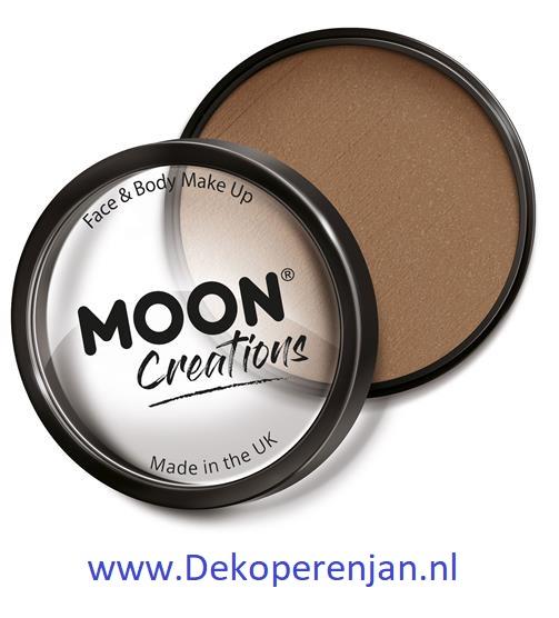 schmink licht bruin 36 gr
