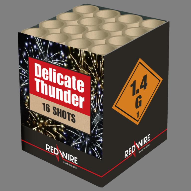 Delicate thunder