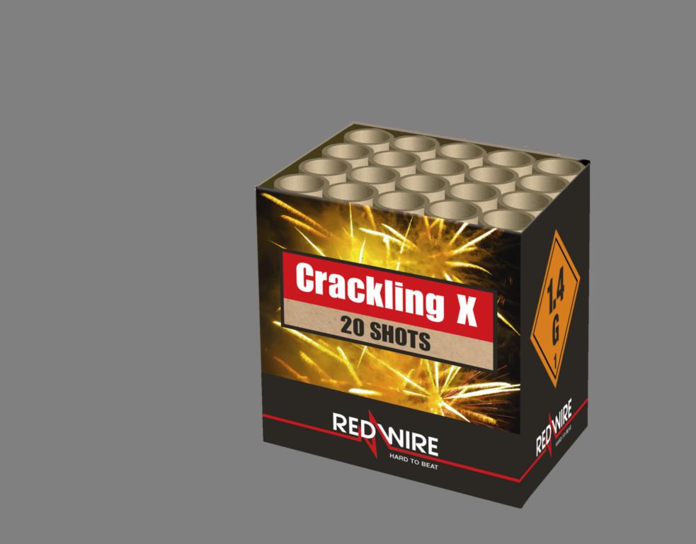 Crackling X