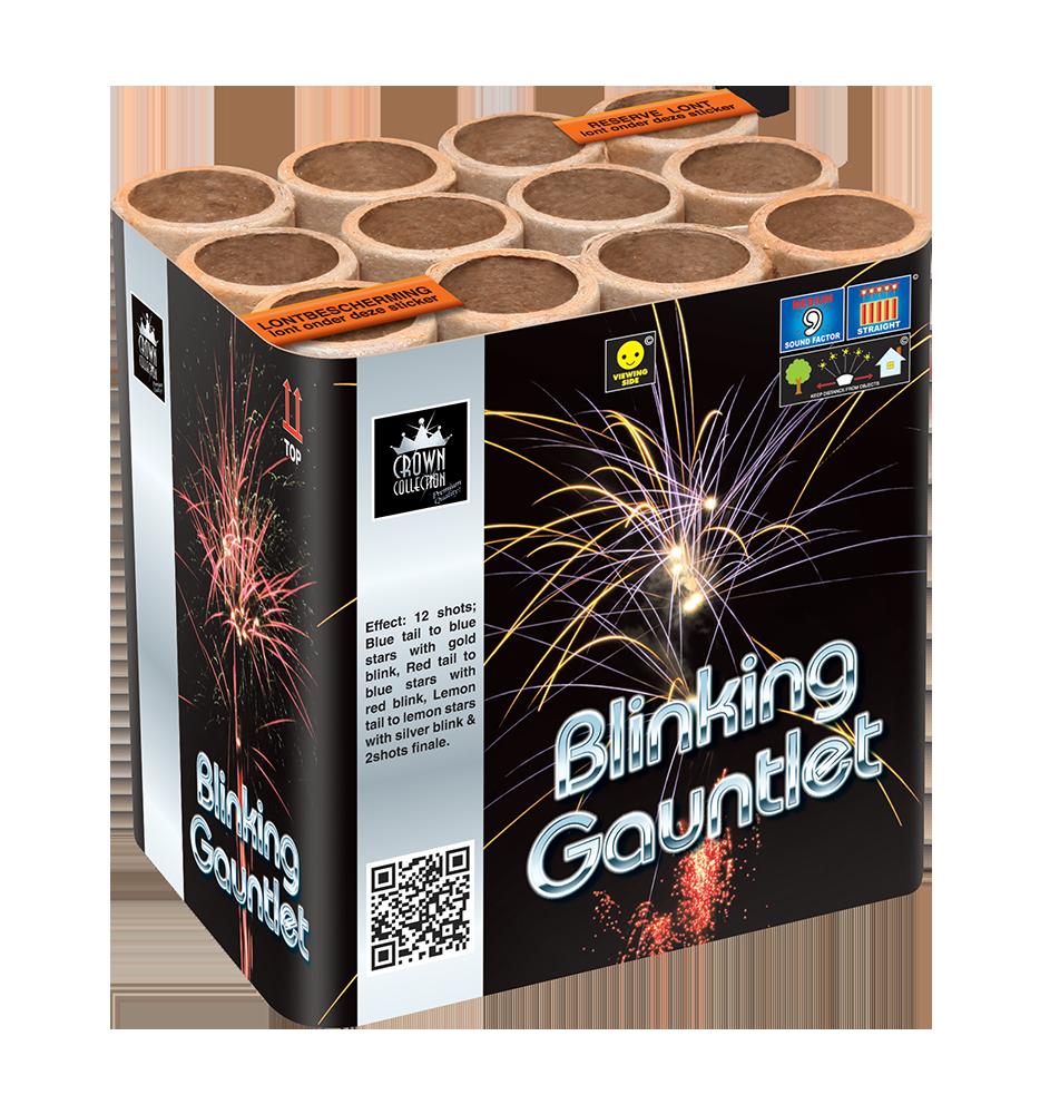 Blinking Gaunlet