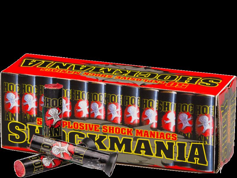 Shockmania 50 st
