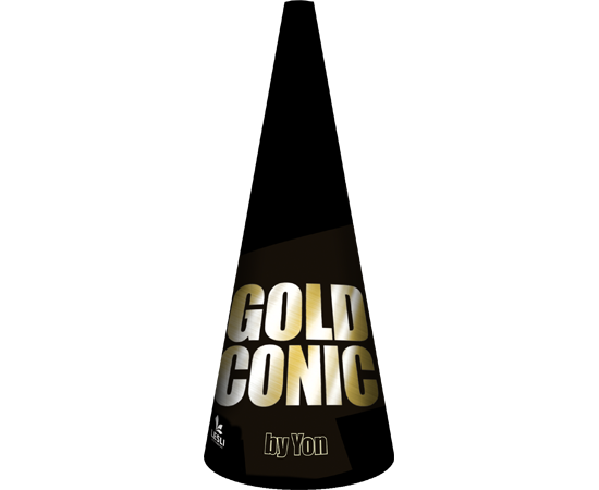 Gold Conic