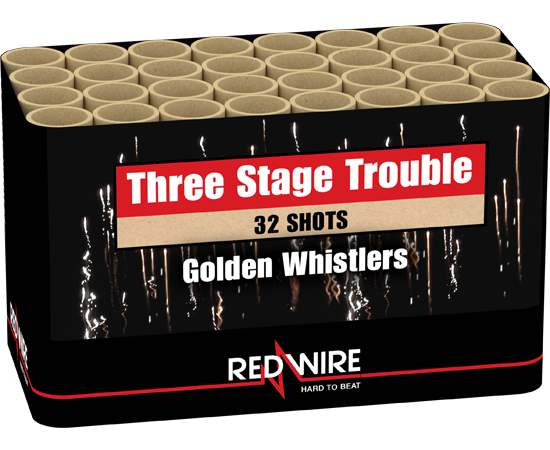 Three stage trouble