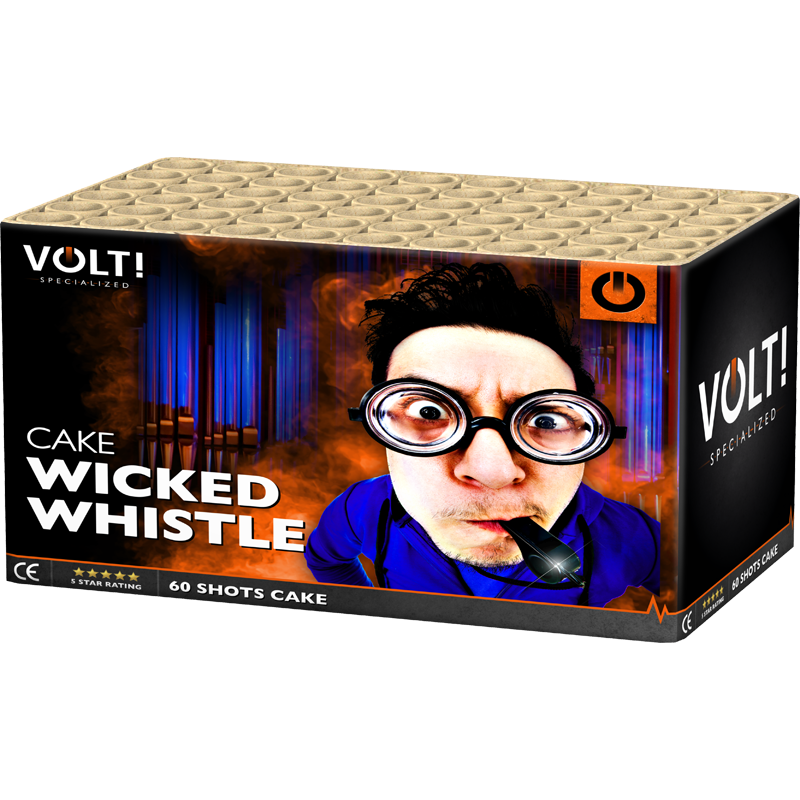 WICKED WHISTLE  ( KARTON )