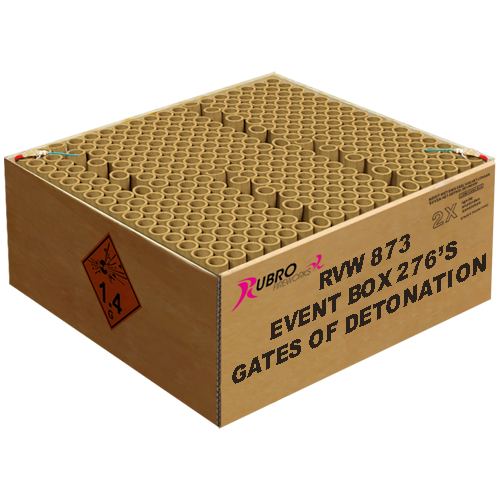 EVENT GATES OF DETONATION 276'S ( NIEUW )