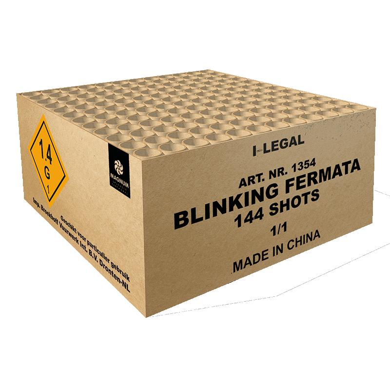 BLINKING FERMATA