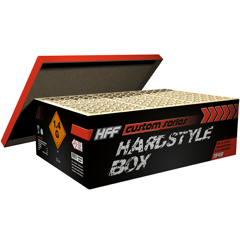 HARDSTYLE BOX  ( UITLOOP )