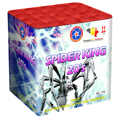 SPIDERKING ( KARTON )