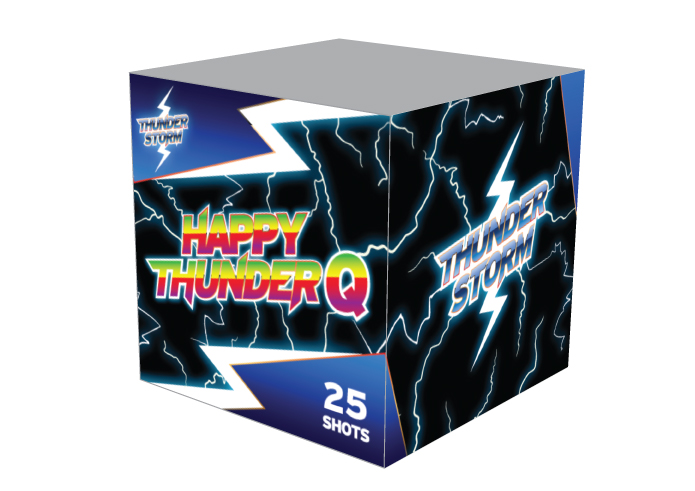 HAPPY THUNDER Q TOPPER