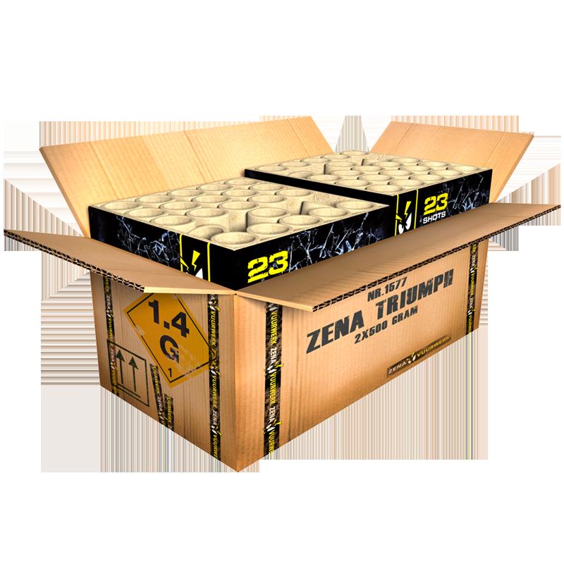 TRIUMPH BOX