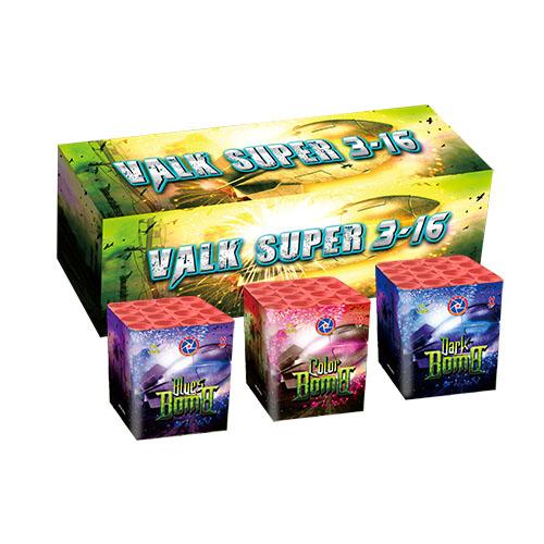 VALK SUPER 3-16 ( PAKKET )